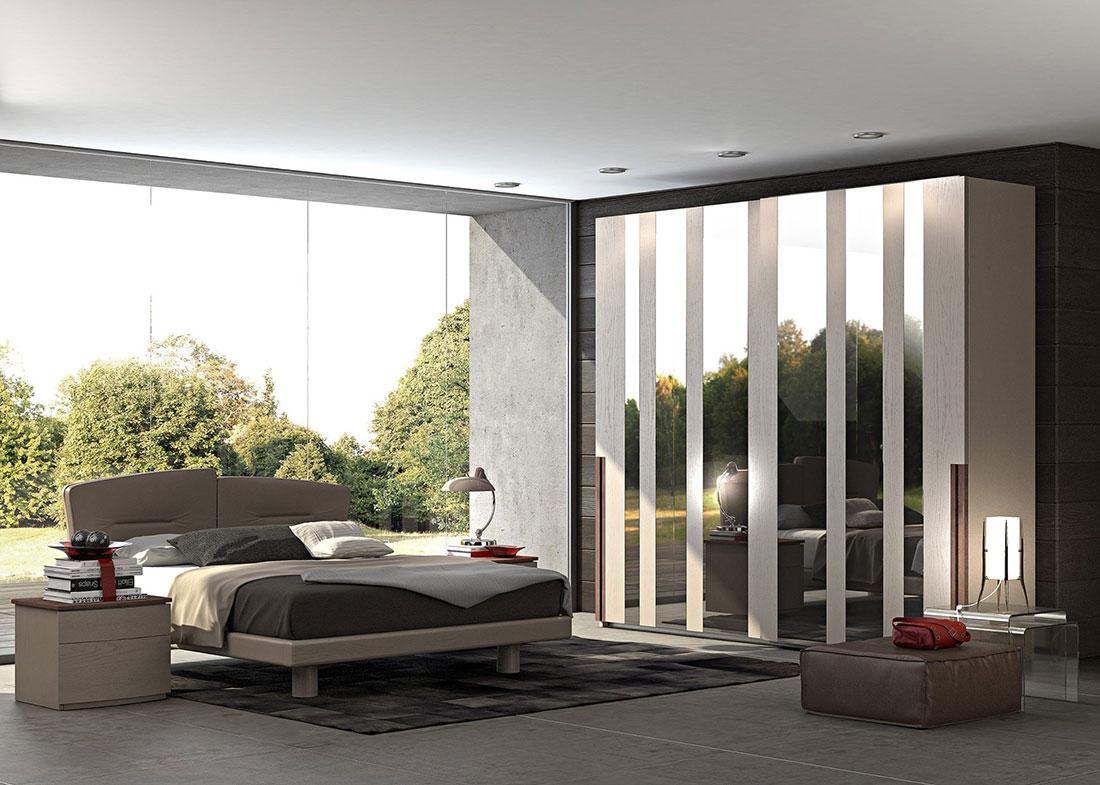 Camera da letto 4 mobili ferrante for Mobili moderni camera da letto